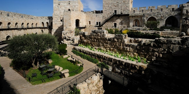 The Tower of David Museum.