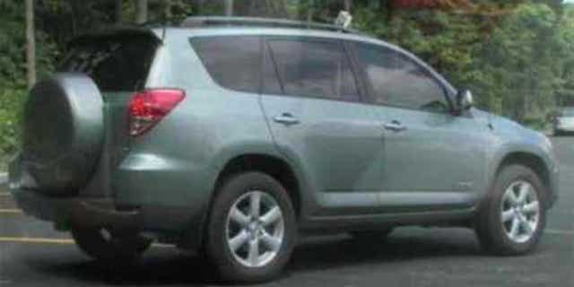 Thomas Fechtler was believed to be driving a vehicle that looks like this Rav4.