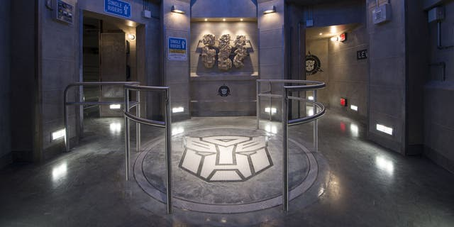 Here's a look inside NEST Headquarters at Universal Studios Florida, home of the mega-attraction TRANSFORMERS: The Ride - 3D, which will officially open on June 20, 2013.