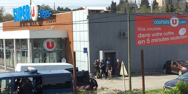 Police have not identified the suspect or a motive for the hostage situation.