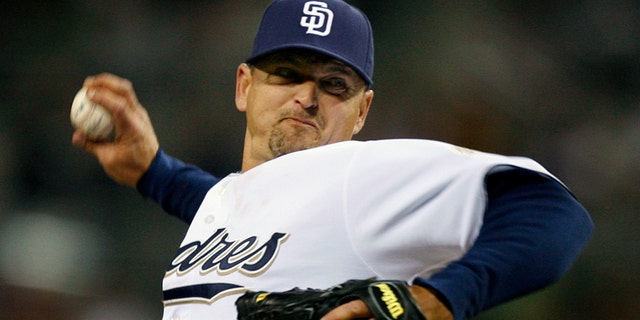 Trevor Hoffman recorded 601 saves over an 18-year career.