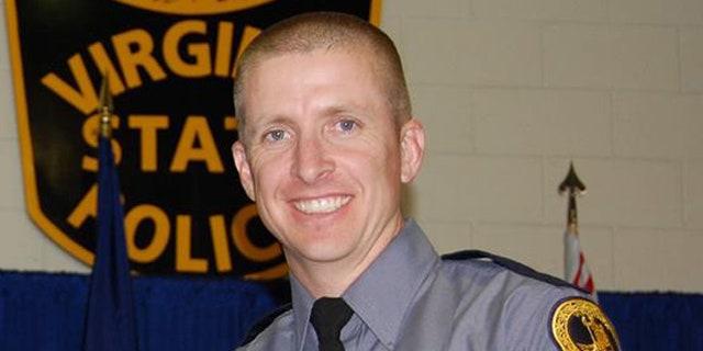 Virginia State Trooper Chad Dermyer