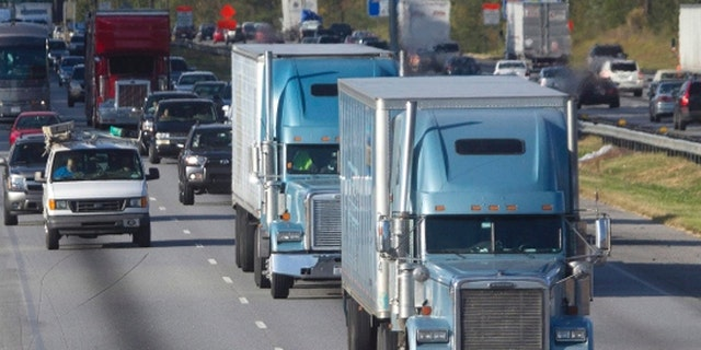 The trucking industry says the tough new standards will cost jobs and hurt the economy.
