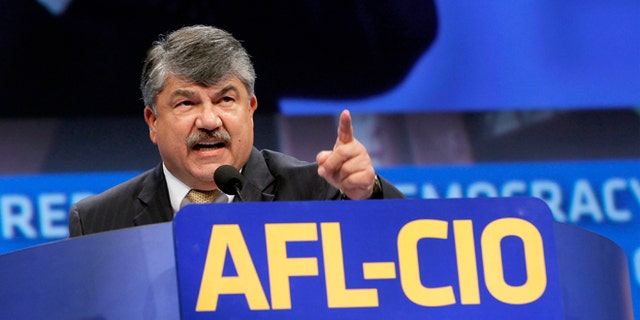 AFL-CIO President Richard Trumka.
