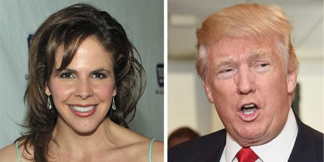 Ex-Miss Arizona USA: Donald Trump walked in on contestants