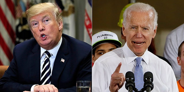 Former Vice President Joe Biden sounded off on the Trump White House in fiery campaign speeches.