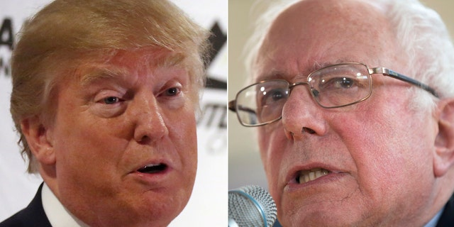 Donald Trump and Bernie Sanders have given a shock to the Republican and Democratic presidential races
