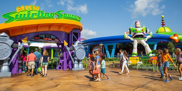 Parkgoers will delight in a quintessentially playful experience that has become a hallmark of the franchise.
