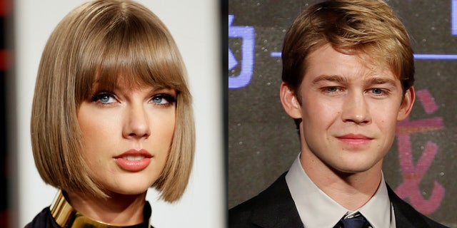 Taylor Swift and Joe Alwyn began dating in 2017.