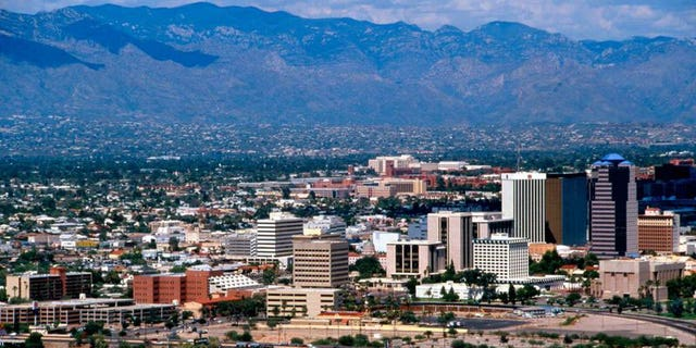 Downtown Tucson (www.ars.usda.gov)