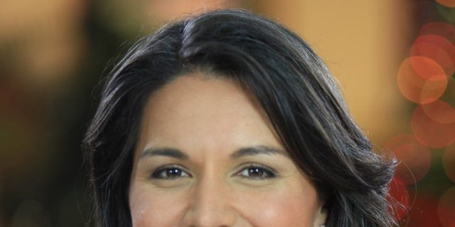 Rep. Tulsi Gabbard, D-Hawaii