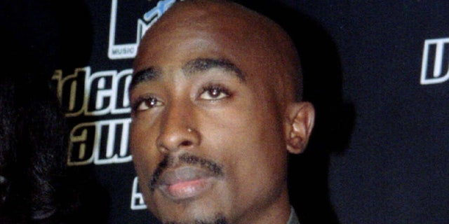 A writer has sued the Tupac Shakur biopic filmmakers, claiming copyright infringement.