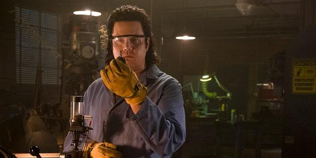 Josh McDermitt as Dr. Eugene Porter; single - The Walking Dead _ Season 8, Episode 11 - Photo Credit: Gene Page/AMC