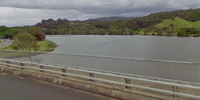 The Tweet River in New South Wales.