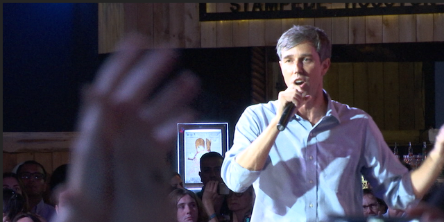 Rep. Beto O'Rourke (D), who's vying to unseat Sen. Ted Cruz (R), raised $10.4 million in the second quarter of 2018, beating Cruz who raised $4.6 million.