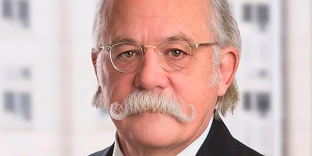 Ty Cobb – who sports a trademark mustache – serves as a White House lawyer and acts as a liaison between the White House and Mueller's office.