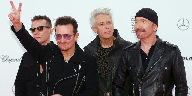 Irish rock band U2 has won 22 Grammys.