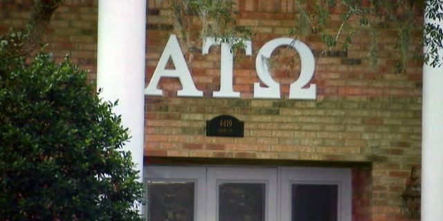 The Alpha Tau Omega fraternity house at the University of Central Florida.