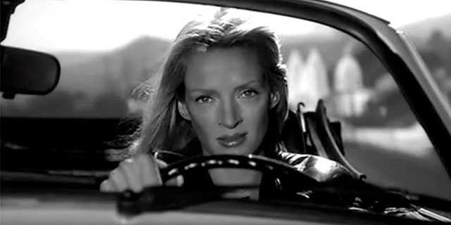 """Uma Thurman suffered permanent knee and neck damage after she got into a car accident on the set of """"Kill Bill."""""""