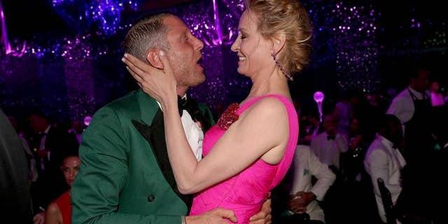 Uma Thurman says she felt 'violated' by Fiat heir Lapo Elkann's kiss at a charity gala.