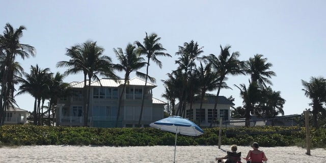 The state of Florida estimates that 60 percent of its 829 miles of beachfront property is privately owned.