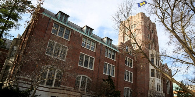 The University of Michigan Union is seen on Tuesday, Dec. 5, 2017.