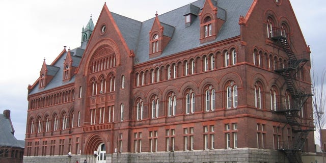 FILE -- The University of Vermont (AP)