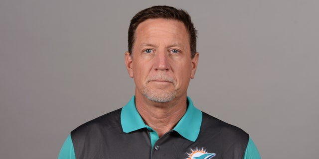 Former Dolphins coach Chris Foerster was seen on video snorting a white powder.