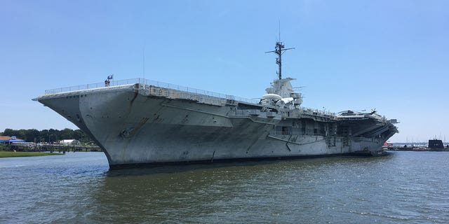 The U.S.S. Yorktown, a World War II aircraft carrier, is located just a short trip away at Patriot's Point.