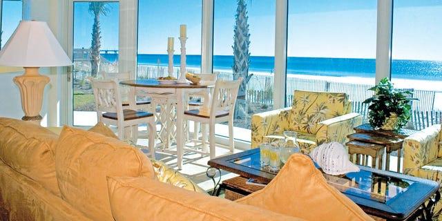 Look into a Wyndham vacation rental like Fort Walton Beach Fla., Waterscape Condominiums Int.