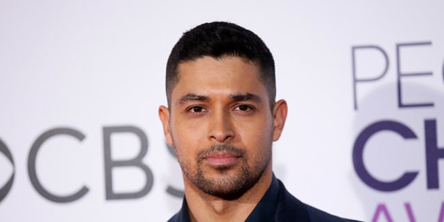 Actor Wilmer Valderrama arrives at the People's Choice Awards 2017 in Los Angeles, California, U.S., January 18, 2017.