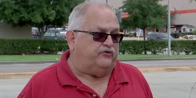 Texas veteran, Jim Tinney, says he was fired from Home Depot after confronting shoplifters.