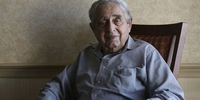 Siegfried Meinstein, 94, is reportedly trying to prove to the IRS that he is still alive.