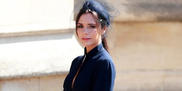Victoria Beckham, one the royal wedding guests, gushed about Meghan Markle and Prince Harry's May 19 wedding ceremony at Windsor Castle.