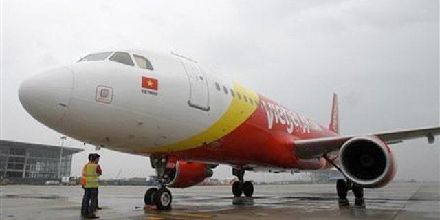 Vietnamese budget airline VietJet.