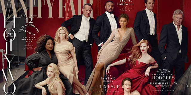 The cover also received backlash for some editing fails involving Oprah and Reese Witherspoon.