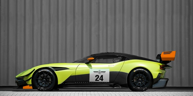 Aston Martin Vulcan Amr Pro When Perfect Could Be Even