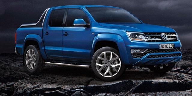 Volkswagen Pickup Concept To Surprise New York Auto Show Report