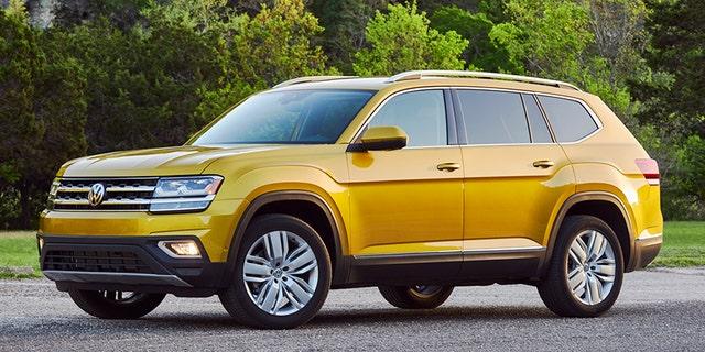 The Atlas is now VW's second best-selling model.