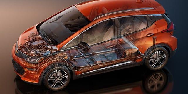 Chevrolet Bolt EV Named to WardsAuto 10 Best Engines List