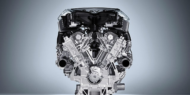 The INFINITI 3.0-liter twin-turbo V6 engine was named to Ward's 10 Best Engines list for 2018 model year. The VR-series engine has the distinction of being one of just two engines on the list to receive the award for a second consecutive year.