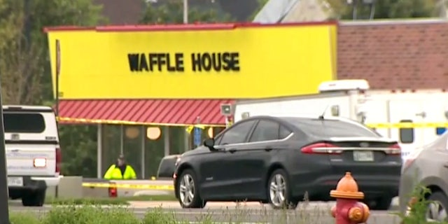 The suspect in the deadly Waffle House shooting was identified as Travis Reinking.