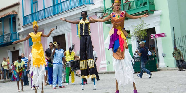 There's plenty to do and see around Old Havana-- but it's best to plan all activities before you go.