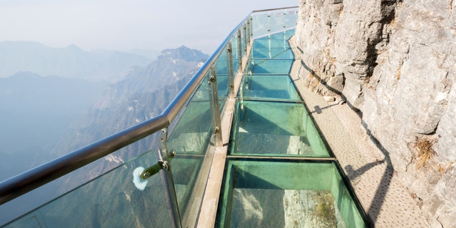 Walking On Air The Most Mind Blowing Glass Floor Skywalks In The