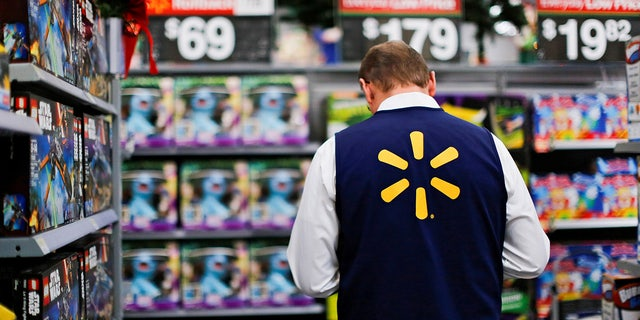 Walmart is experimenting with relaxing its dress code, which currently requires workers to wear khakis or black pants, and either white or blue tops.