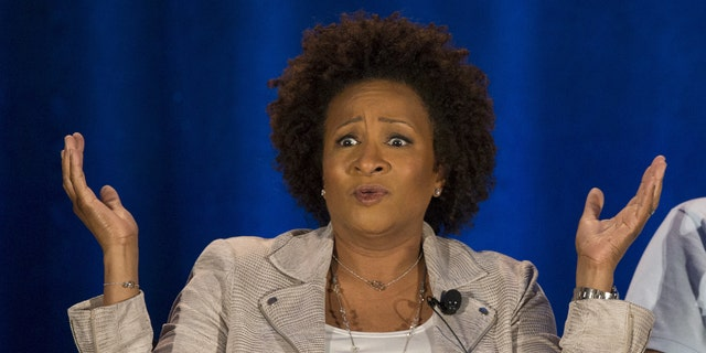 """Comedian Wanda Sykes sounded off on Kevin Spacey on Twitter saying that he can't """"choose' to hide under the rainbow"""" when Spacey came out as gay after being accused by Rapp."""