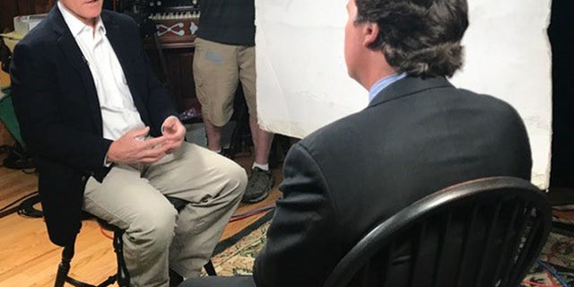 Fred Warmbier sits down with Tucker Carlson for an exclusive interview Thursday at 8 p.m. ET on Fox News Channel