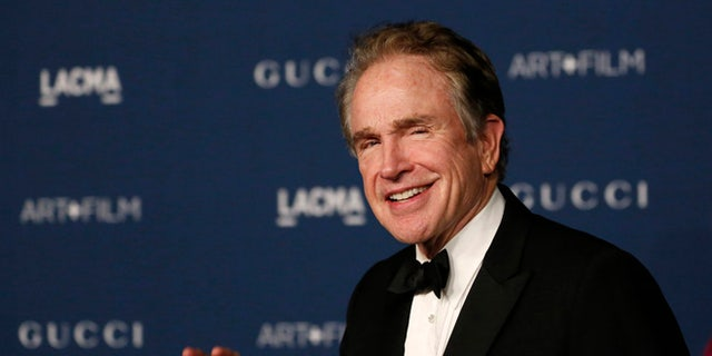 """Warren Beatty said it took him """"seven or eight seconds"""" to realize Annette Bening was The One."""