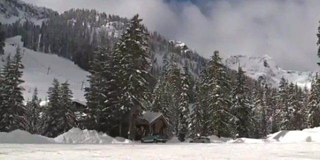 Two teenagers were killed in an avalanche near the Alpental ski area in Snoqualmie Pass, Washington.