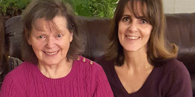 Lisa Bowser, pictured right, is suing Western State Hospital in Washington state, saying her mother, pictured left, was abused and neglected at the mental health facility.
